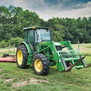premium gas oil tractor